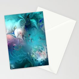 Coral Reef 442 Stationery Cards