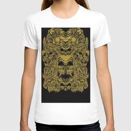 GANHSTER OF THE DEAD T-shirt