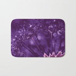 Dandelion (purple) Bath Mat