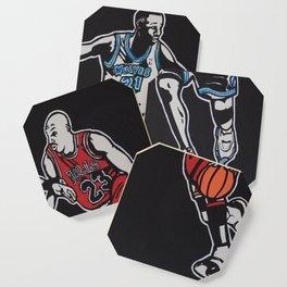MJ vs. KG Coaster
