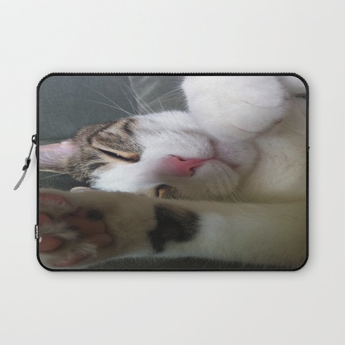 Best Cat that ever lived Laptop Sleeve