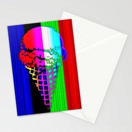 I Scream Cone Stationery Cards