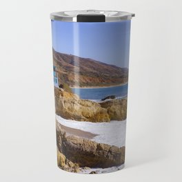 Malibu California Travel Mug