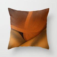 Phantasm á la Esher  Throw Pillow