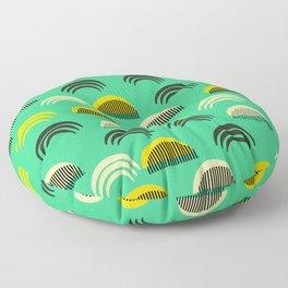 Decor semicircles Floor Pillow