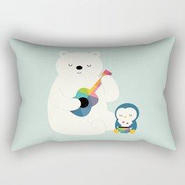 A Little Band Rectangular Pillow