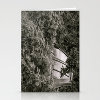 ford Stationery Cards featuring Abandoned Ford by Errne