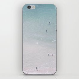 Beach dreams II iPhone Skin