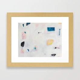 Watch Closely Framed Art Print