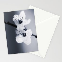 Cherry Blossom Couple Stationery Cards