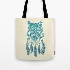 Midnight Dream Catcher Tote Bag