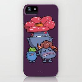 Pokémon - Number 43, 44 & 45 iPhone Case