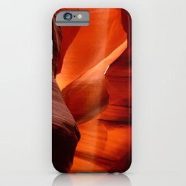 Marvelous Antelope Canyon Colors iPhone Case