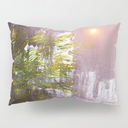 Sunset in the City Pillow Sham