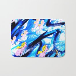 WAGNER: The Ride of the Valkyries     by Kay Lipton Bath Mat