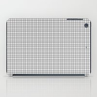 grid iPad Cases featuring Grid by Georgiana Paraschiv