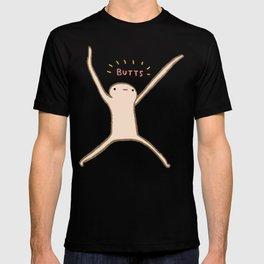 Honest Blob - Butts T-shirt