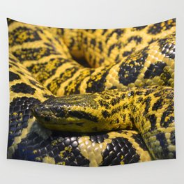 Reptilia Two Wall Tapestry
