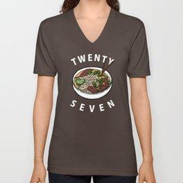 Twenty Pho Seven Unisex V-Neck