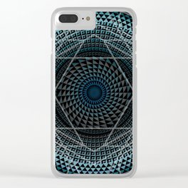 Portal in Consciousness Clear iPhone Case