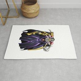 Overlord ART Mamonga Ainz Ooal Gown Rug