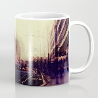 london Mugs featuring London by Ingrid Beddoes photography