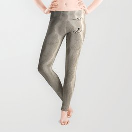 Places to Go Leggings