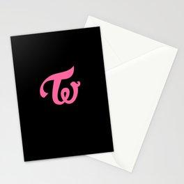 TWICE Stationery Cards