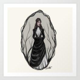 Celia Bowen Art Print