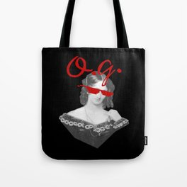 Mary Shelley, the Original Goth Tote Bag