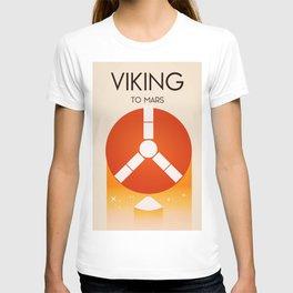 Viking To Mars T-shirt