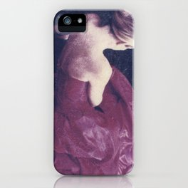 Baloon Girl iPhone Case
