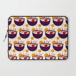 Dragon in A Bowl of Cereal Laptop Sleeve