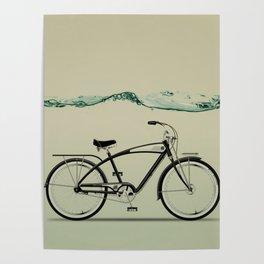 wet wheels Poster