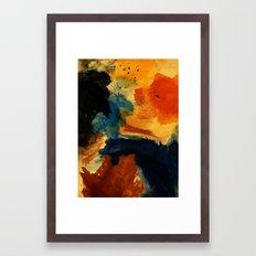 Best summer ever Framed Art Print