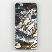 napoleon iPhone & iPod Skins featuring Napoleon by FakeFred
