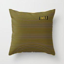 BMBLB Throw Pillow