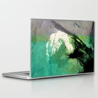 hulk Laptop & iPad Skins featuring Hulk by Fernando Vieira