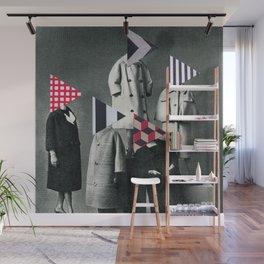 Fashion Forward Wall Mural