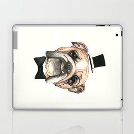 English Bulldog - livin' la vida bulldog Laptop & iPad Skin