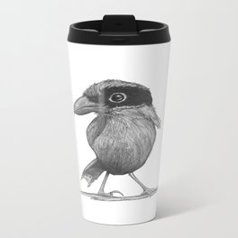 Kingfisher Metal Travel Mug