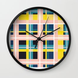 Geometric Shape 04 Wall Clock