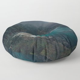 Big Sur California Floor Pillow