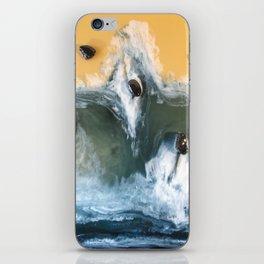 Garry Point - Original Resin Painting iPhone Skin
