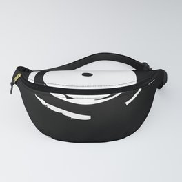 Trap Dripping Record Fanny Pack