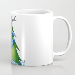 A Great White Christmas Coffee Mug