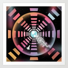 Find Your Way (Home) Art Print
