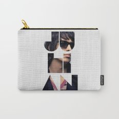 Julian Casablancas The Strokes Font Sunglasses Carry-All Pouch