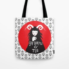 bitter tea Tote Bag