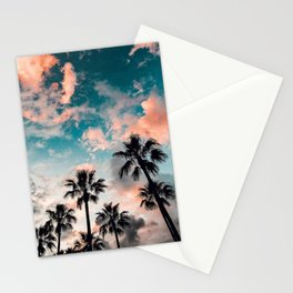 Summer scape Stationery Cards